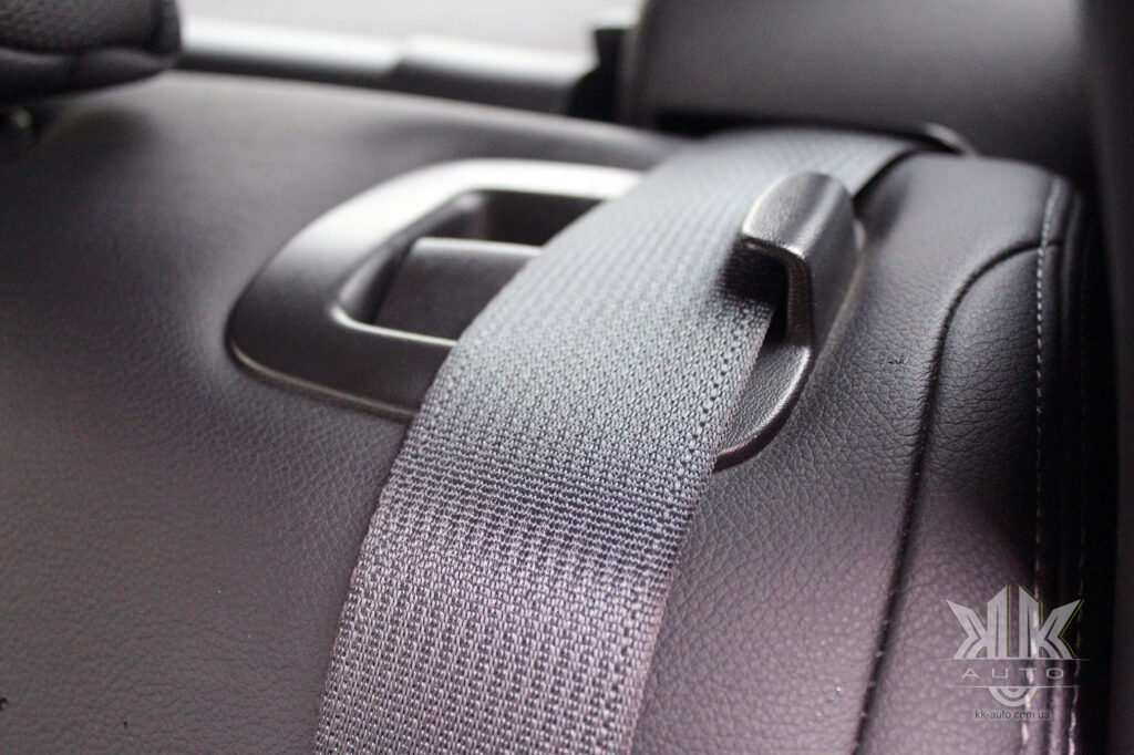 Тест-драйв Renault Kadjar, сидіння
