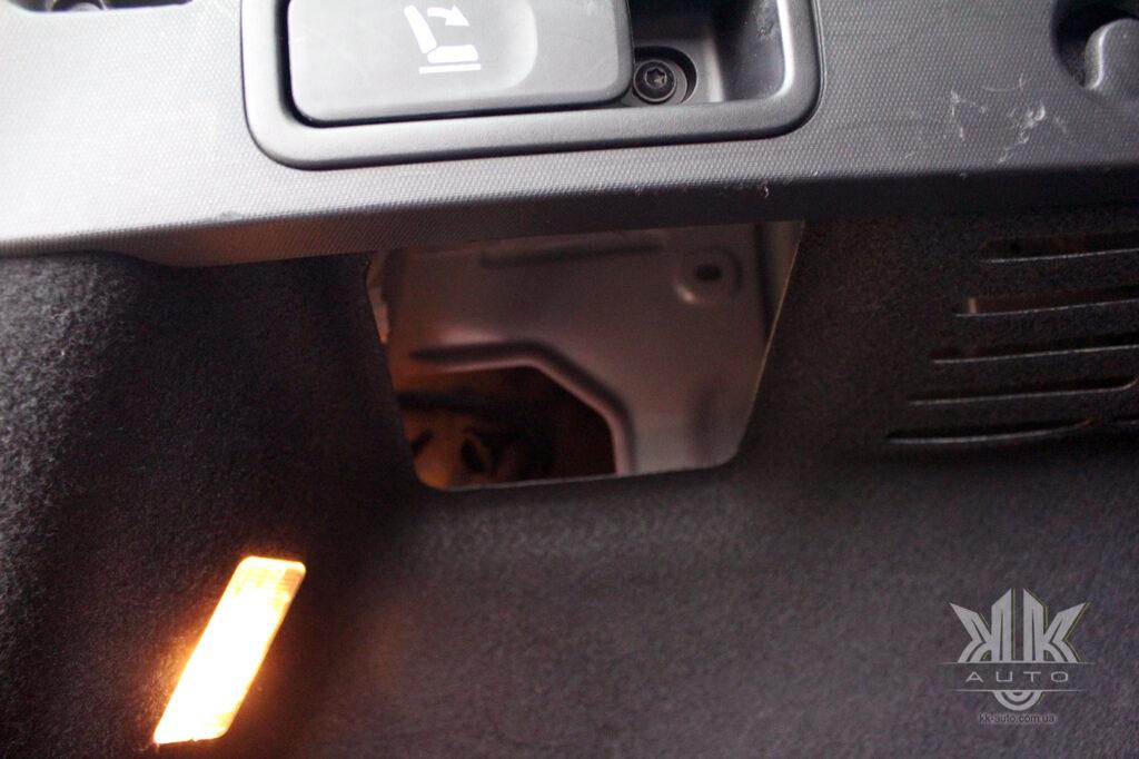 Тест-драйв Renault Kadjar, автомобільний багажник