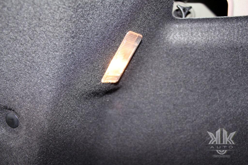 Тест-драйв Renault Kadjar, освітлення