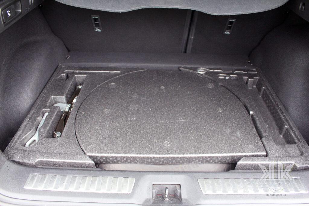 Тест-драйв Renault Kadjar, багажнік
