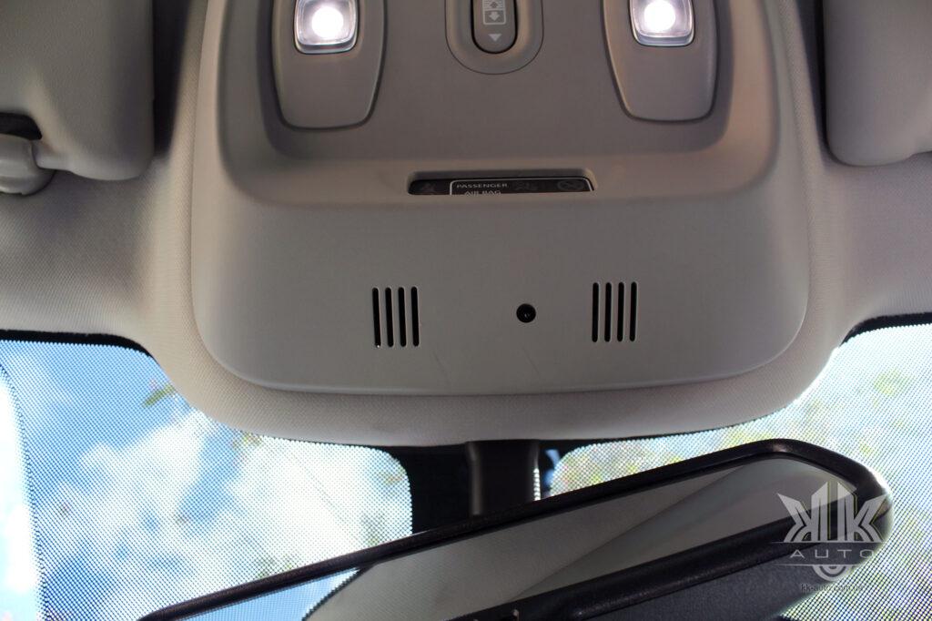 Тест-драйв Renault Kadjar, нічний світильник