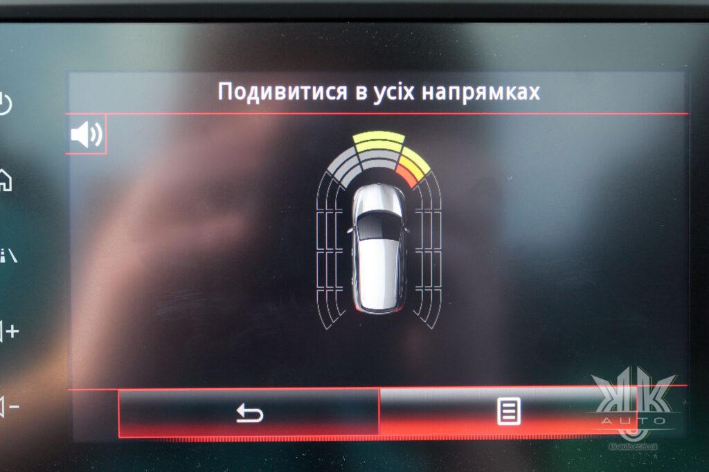 Тест-драйв Renault Kadjar, RLink2 Renault