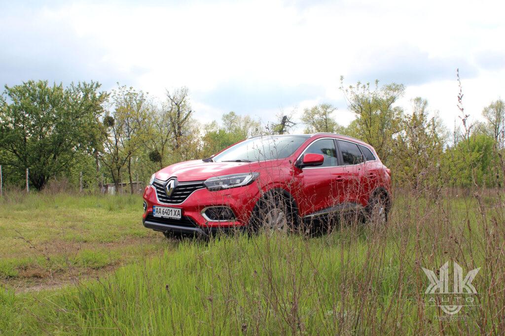 Тест-драйв Renault Kadjar, Kadjar Renault 2019
