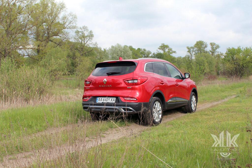 Тест-драйв Renault Kadjar, Renault Kadjar test 2019