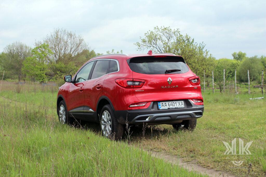 Тест-драйв Renault Kadjar, Renault Kadjar Intens 2019