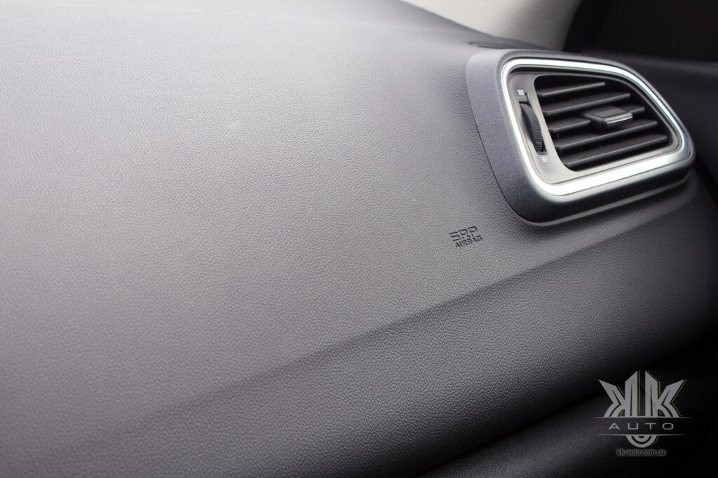 Тест-драйв Renault Kadjar, SRP SRS airbag
