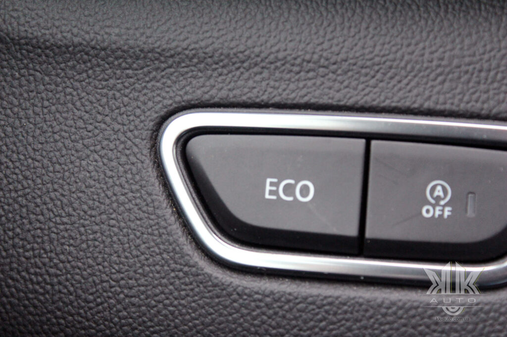 Тест-драйв Renault Kadjar, Ecomode