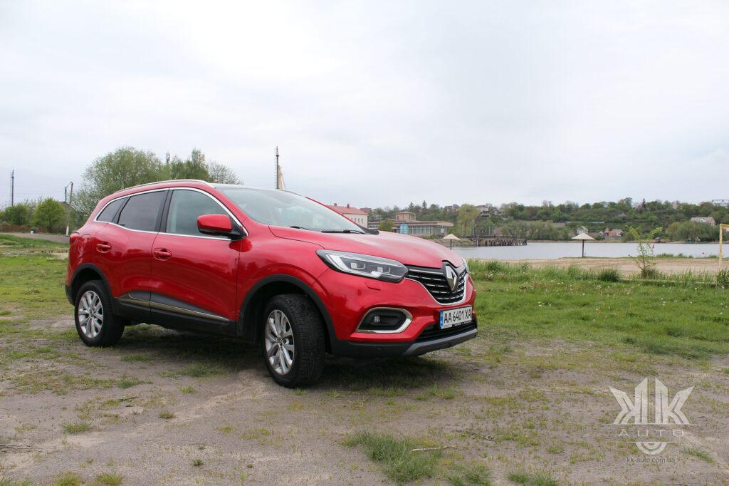 Тест-драйв Renault Kadjar, Kadjar test