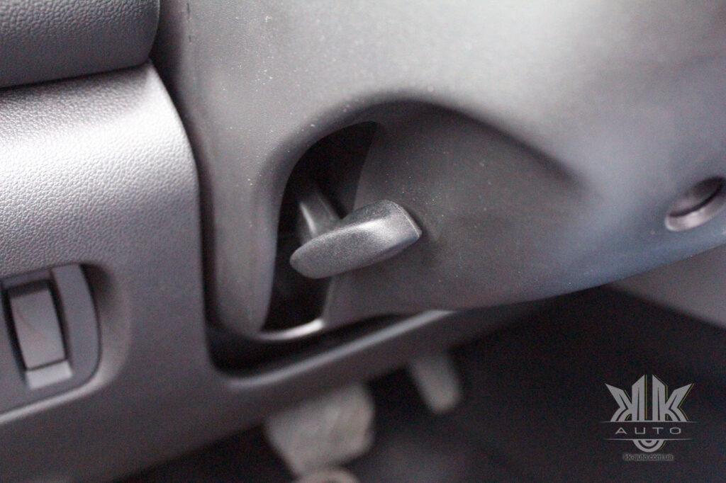 Тест-драйв Renault Kadjar, кермо