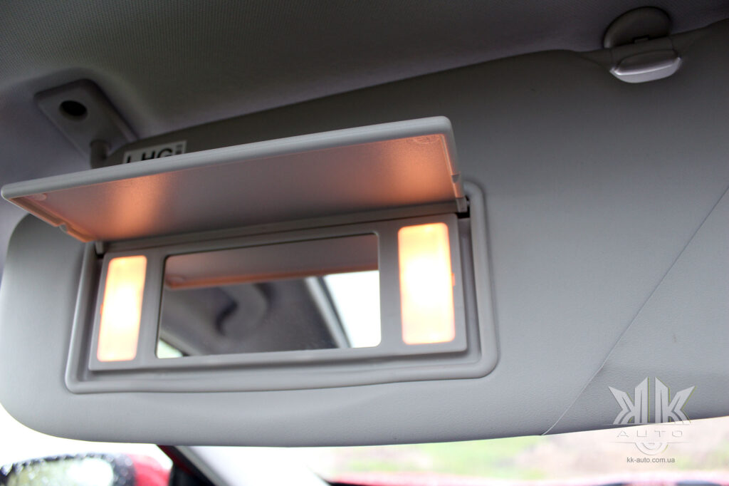 Тест-драйв Renault Kadjar, дзеркальце
