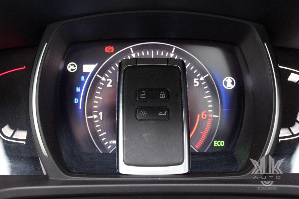 Тест-драйв Renault Kadjar, ключ