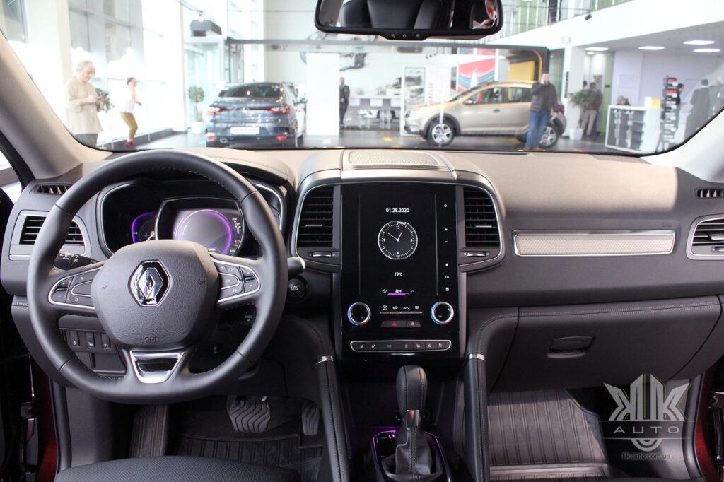 Koleos Renault 2019