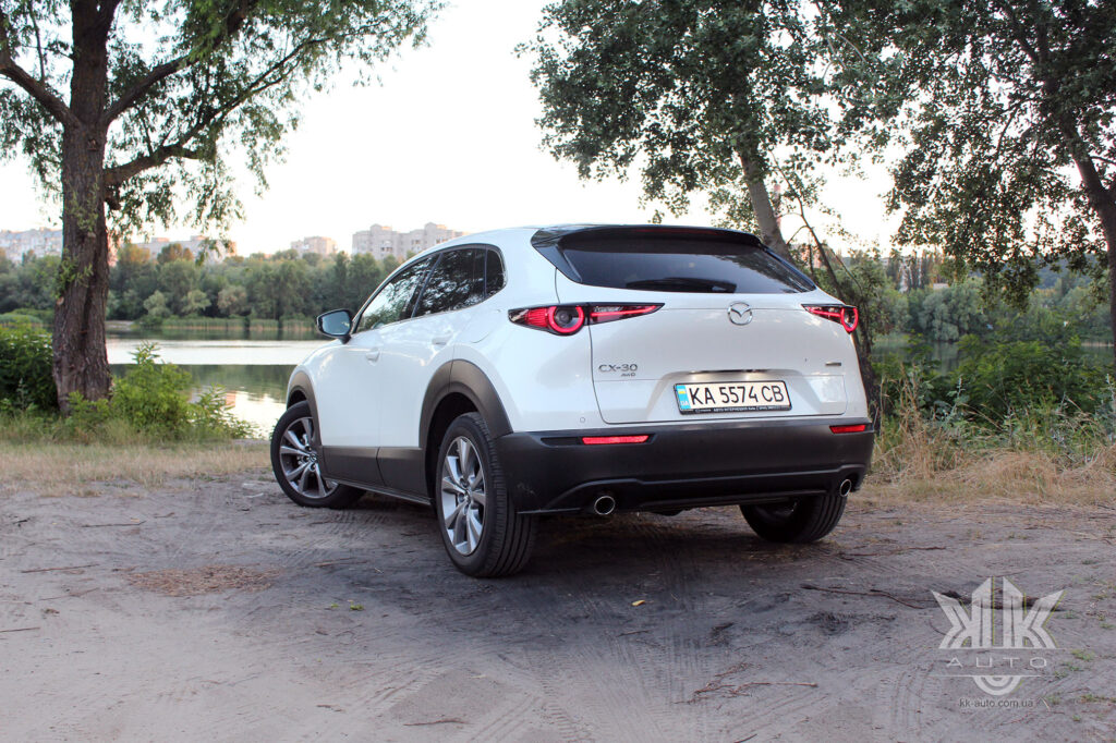 тест-драйв Mazda CX-30, CX 30 Mazda
