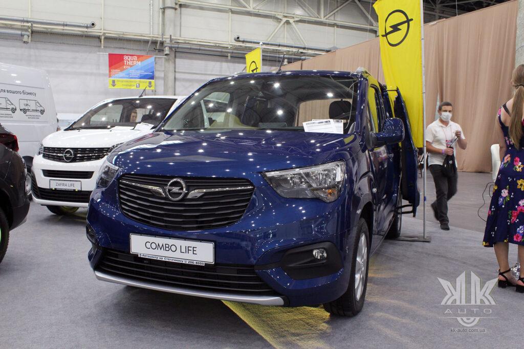 ComAutoTrans, Opel Combo Life Innovation