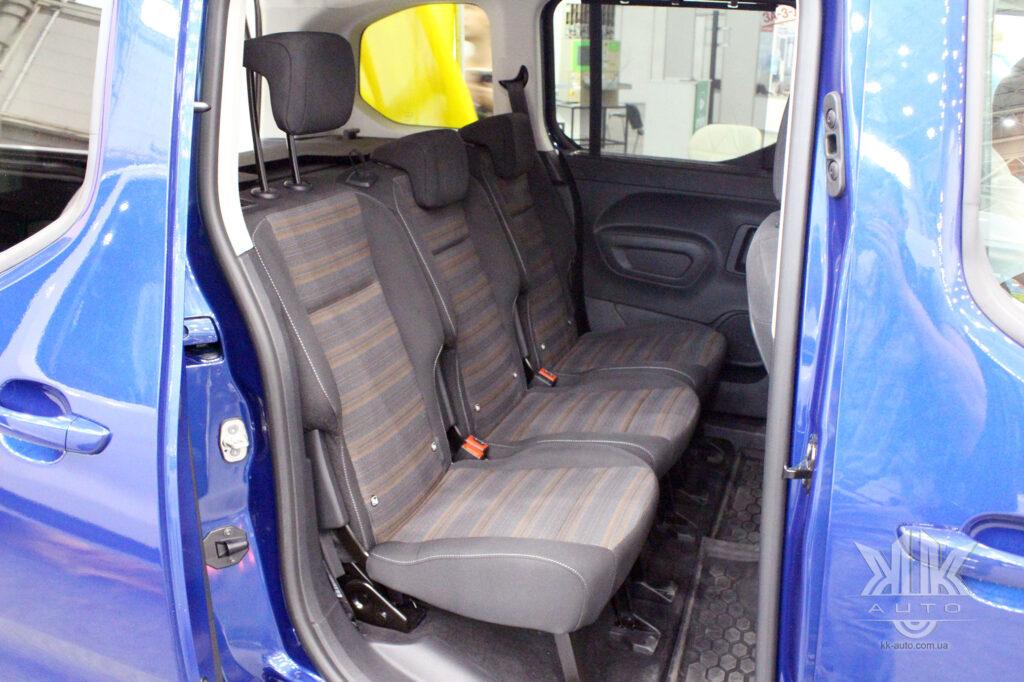 New Opel Combo, ComAutoTrans