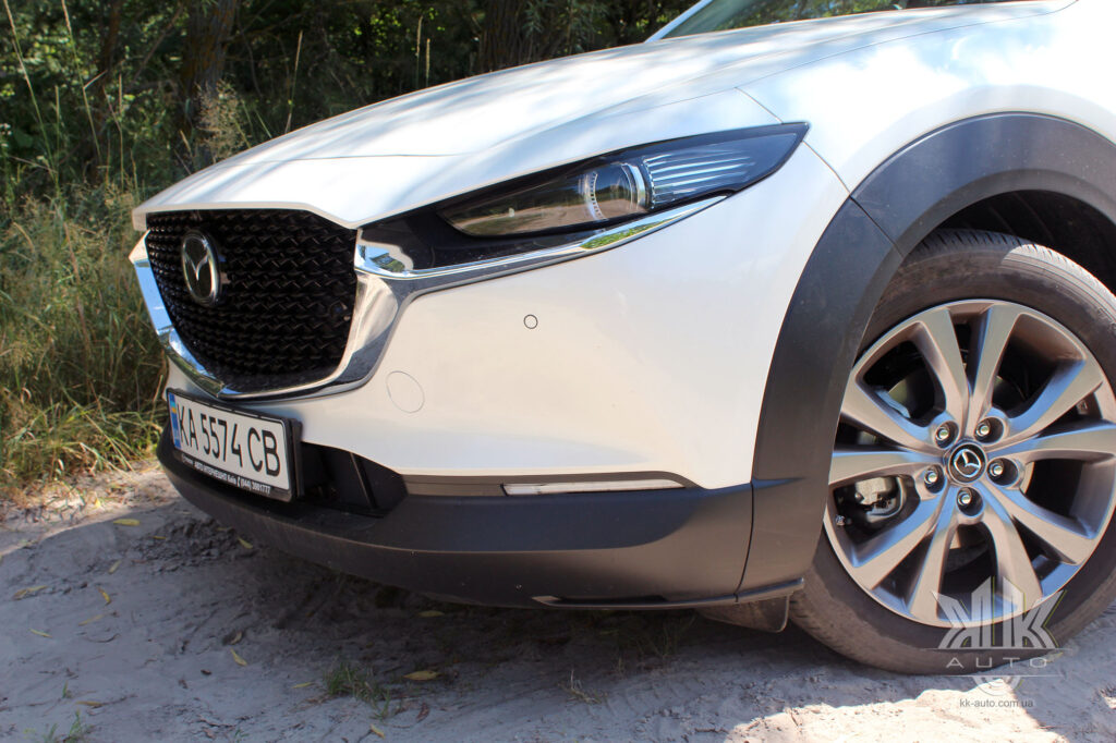 Тест-драйв Mazda CX-30, Mazda 30 2020