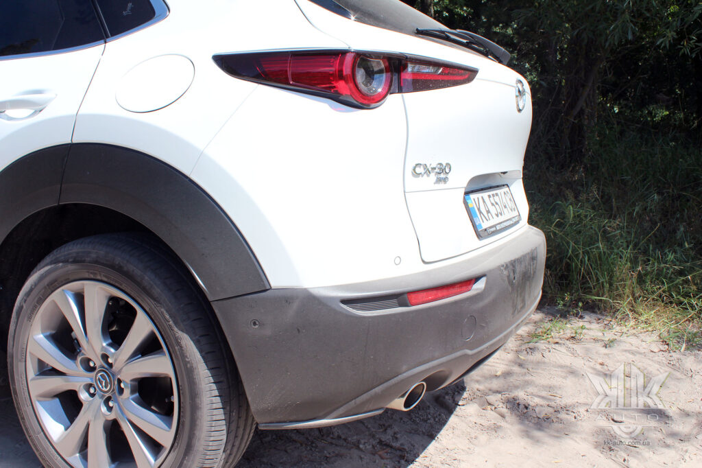 Тест-драйв Mazda CX-30, Mazda 30 CX