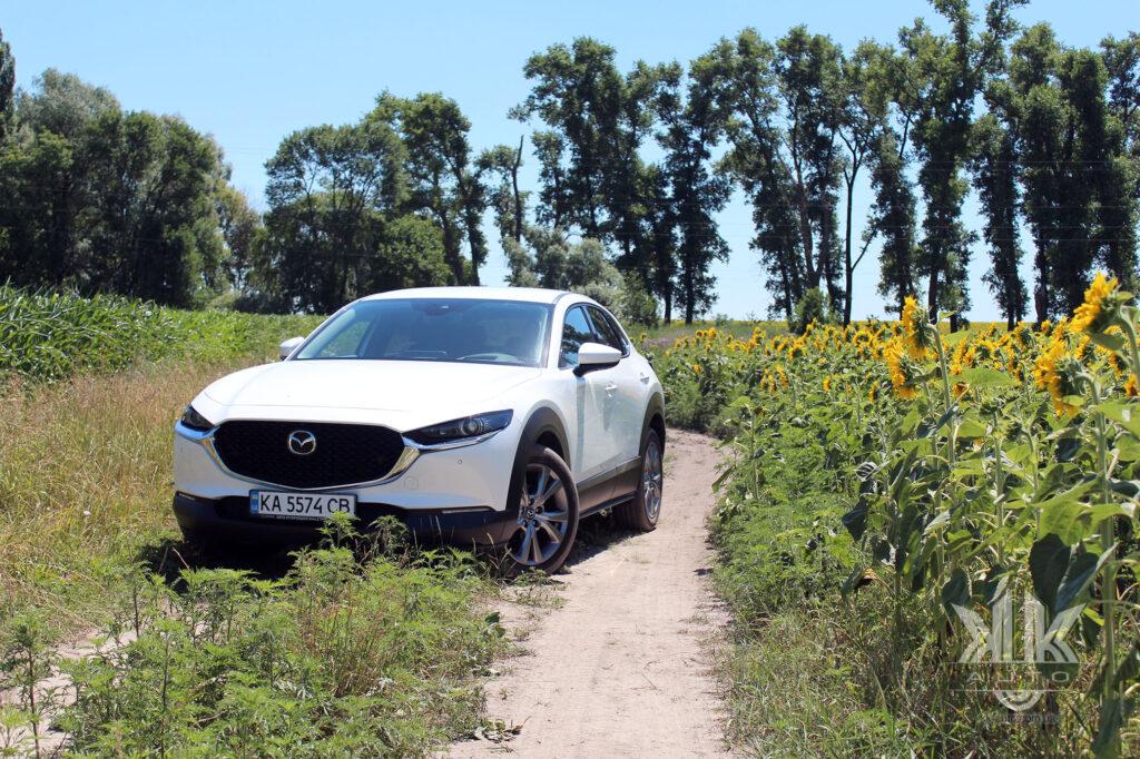 Тест-драйв Mazda CX-30, Mazda CX 30 2019