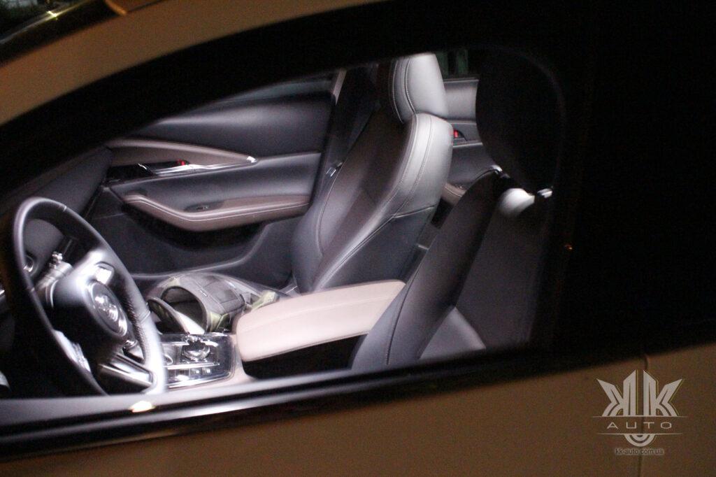 Тест-драйв Mazda CX-30, Mazda CX 30 CX 5