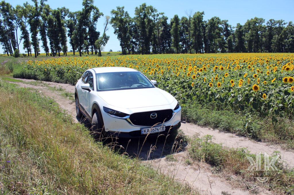 Тест-драйв Mazda CX-30, Mazda CX 30 test