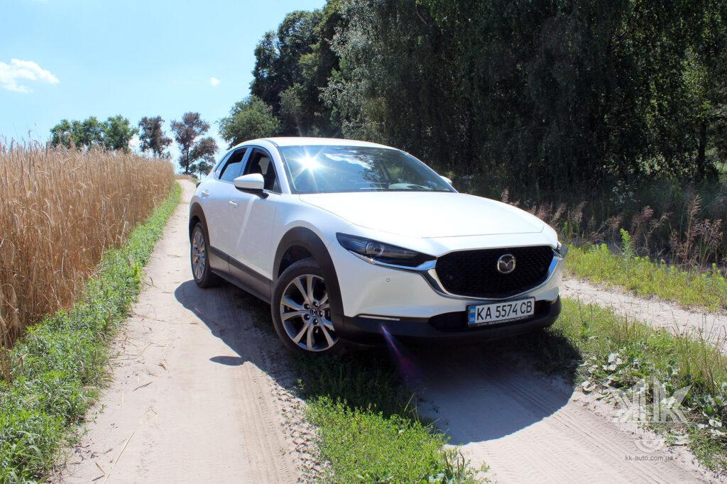 Тест-драйв Mazda CX-30, Mazda SX30