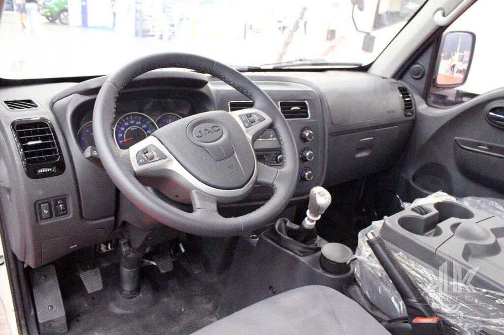 комерційні авто, JAC N35