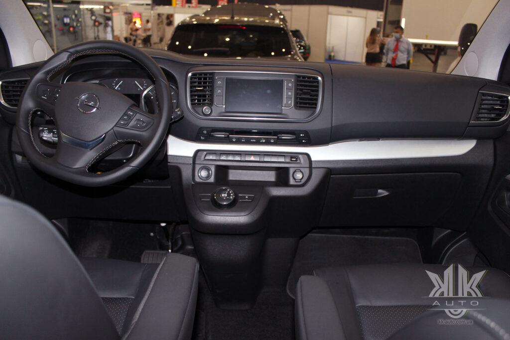 комерційні авто, Opel Zafira 2019