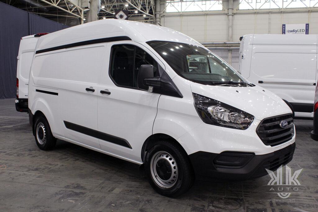 комерційні авто, Transit Custom L2H2
