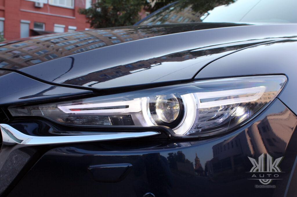 тест-драйв Mazda CX-5, CX 5 2020
