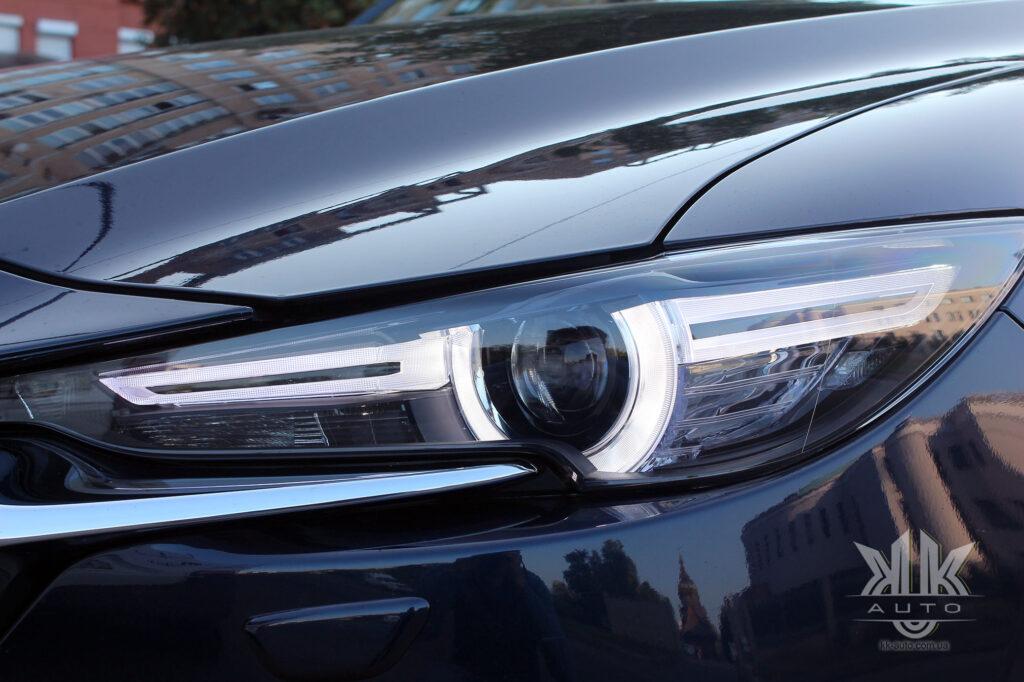 тест-драйв Mazda CX-5, CX5 2021