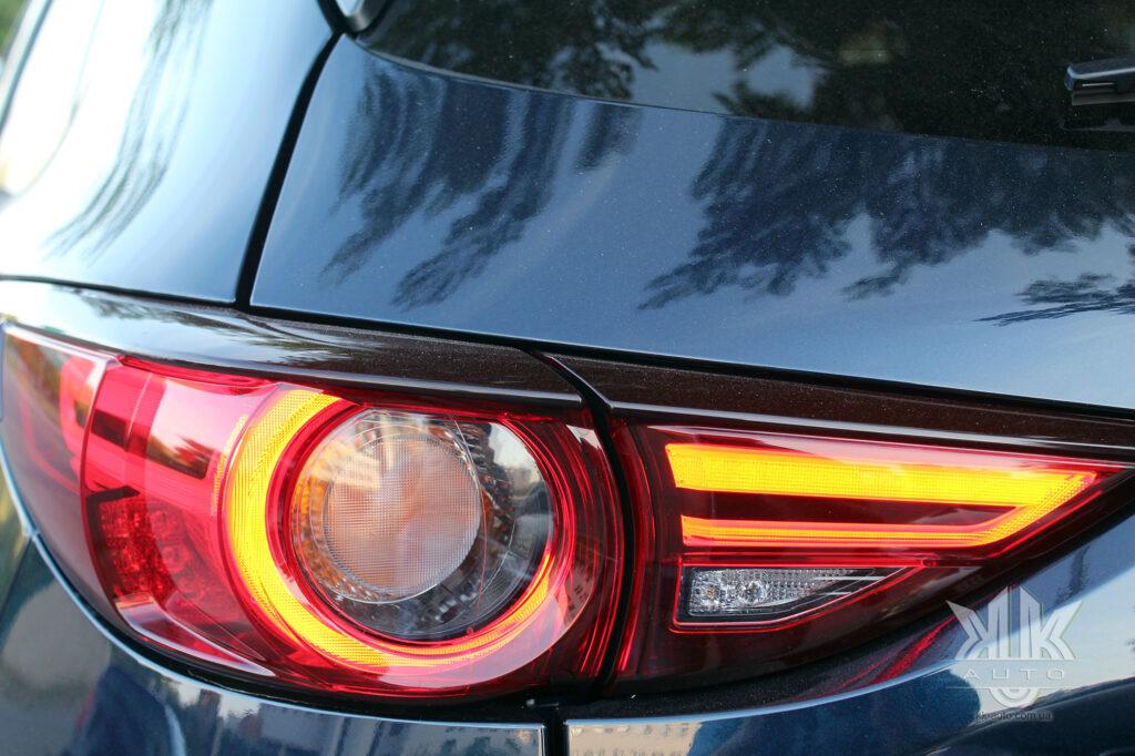 тест-драйв Mazda CX-5, Mazda XC5
