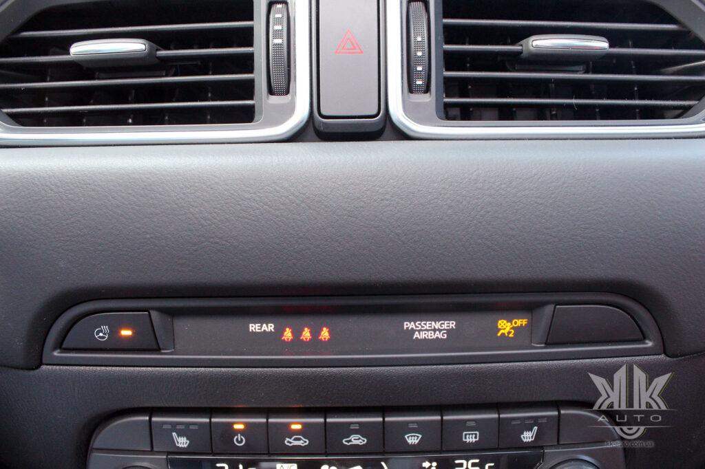тест-драйв Mazda CX-5, AFS Mazda CX 5