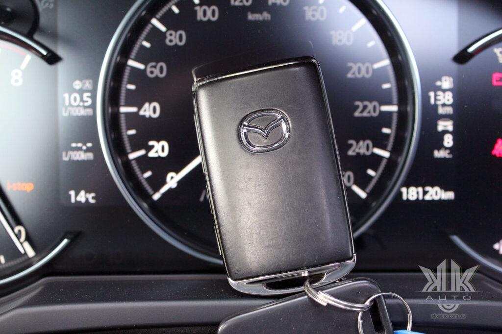 тест-драйв Mazda CX-5, Carplay Mazda CX 5