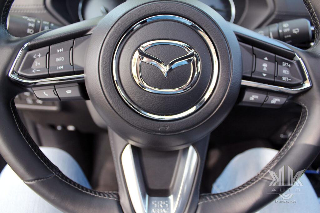 тест-драйв Mazda CX-5, Mazda SX5