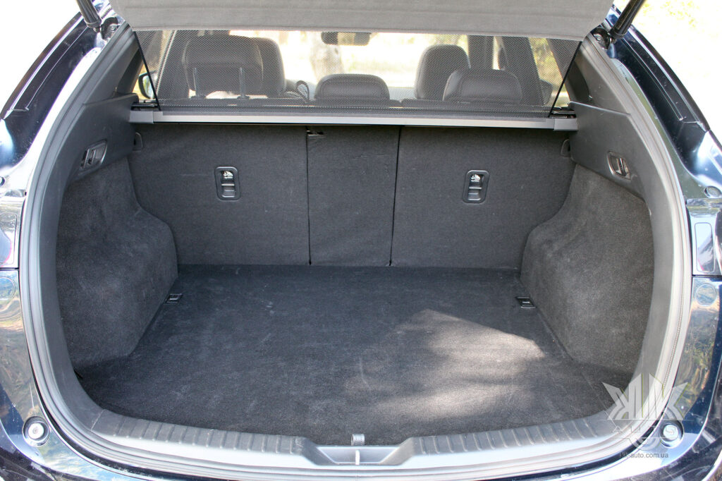 тест-драйв Mazda CX-5, Мазда СХ 5 розхід палива