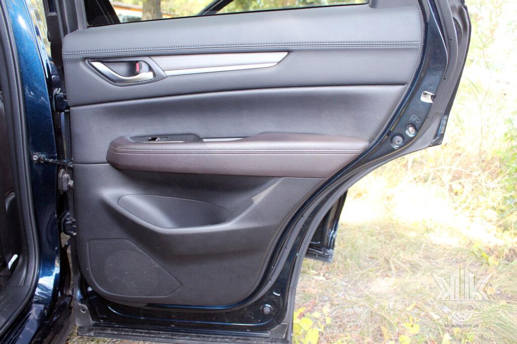 тест-драйв Mazda CX-5, Mazda 5 CX 2020