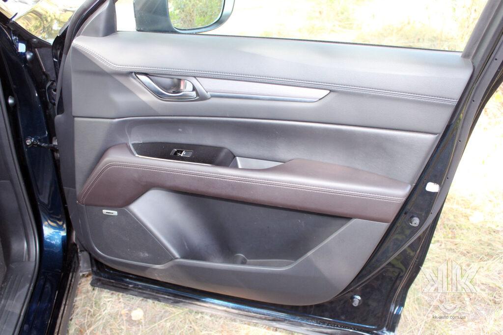 тест-драйв Mazda CX-5, Mazda CX 5 2 5 benzin