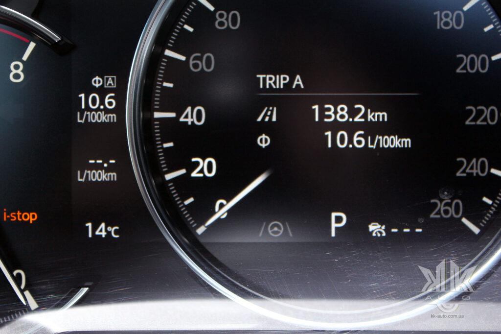 тест-драйв Mazda CX-5, Mazda CX 5 2.5 AWD 2020