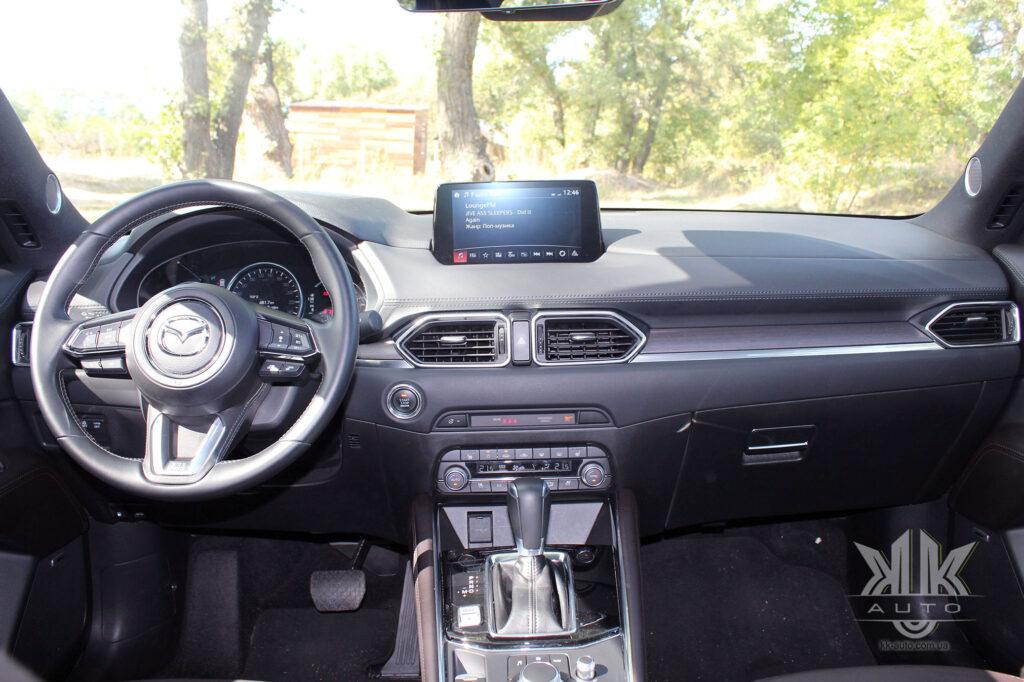 тест-драйв Mazda CX-5, Mazda CX 5 EuroNCAP