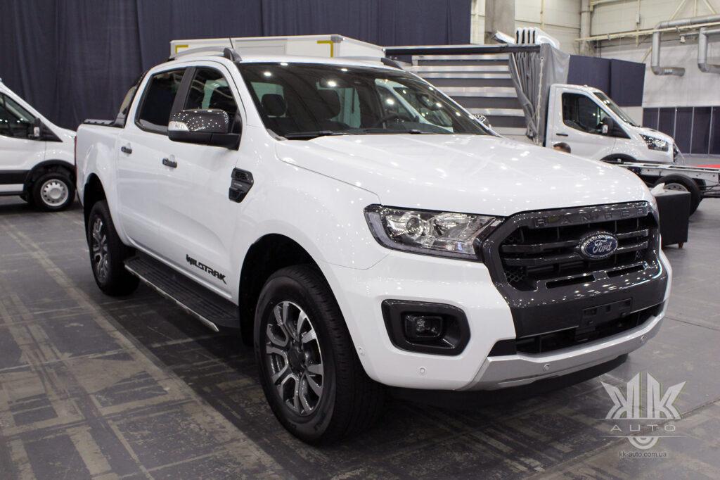 комерційні автомобілі, Ford Ranger Wildtrak