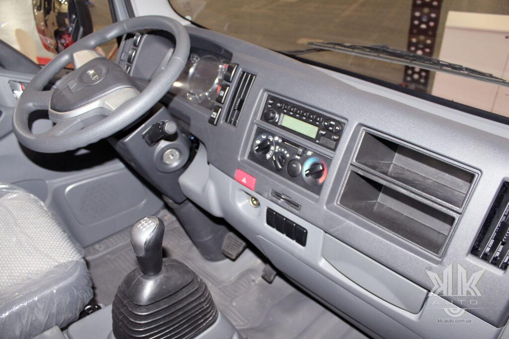 комерційні автомобілі, JAC N120
